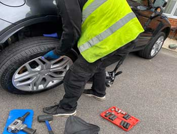 puncture-fitting-at-home